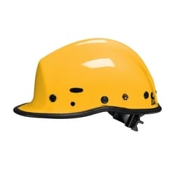 Pacific R5SL Utility Rescue, Yellow Ratchet, 3-Pt Chin Strap NFPA 1951