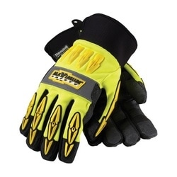 MAD MAX THERMO, Thinsulate Lined, Synthetic Leather, Waterproof Liner, XL