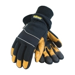 Maximum Safety Winter, Goatskin w/ Thinsulate, Waterproof Barrier, 2XL