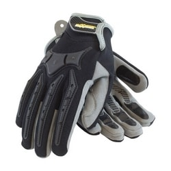 Maximum Safety Brickyard, Synthetic Leather Palm w/ TPR Reinforcements, 2XL