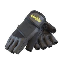 Anti-Vibration w/Shock Absorbing Pad, Heavy Duty w/Wrist Strap, 2XL
