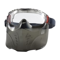 Visor for Stone Goggle, Gray Polycarbonate