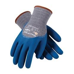 MaxiFlex Comfort, 13G Gray Cotton/ Nylon/Lycra, 3/4 MFoam Nitrile, Small