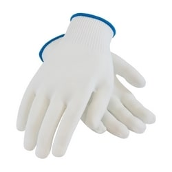 100% Nylon Liners w/o Coating, Full Fingered, Lgt.Weight., XL
