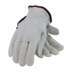 Top Grain Goatskin Drivers, Econ Grade, Keystone Thumb, Medium