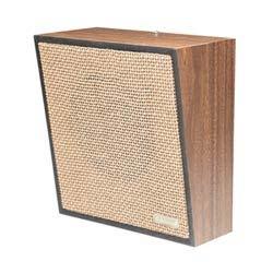 Déflecteur de mur, Talk-back, abrite le haut-parleur