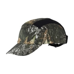 "JSP HardCap A1+ Low-Profile, Camouflage, 2.75"" Brim, HDPE Liner"
