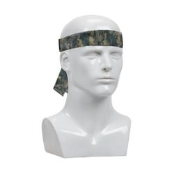 Cooling Bandana, Absorbent Cooling Crystals, Poly/Cotton, Digital Camo