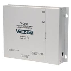Entry Management, 4 Zones, Requires VP-624B Power Supply or Higher