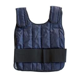 EZ-Cool Phase Change Vest, Cooling Packs, Hook & Loop Closure, Adjustable, Nvy