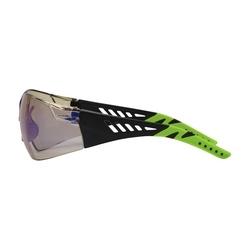 Q-Vision, I/O Bl Lens, AS/AF, Lime Rubber Tmpl Tips, Dielectric