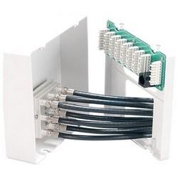 Home Command Center, RJ45 Test Port, 1-Video Input, 8-Video Output