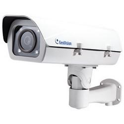 IP Camera, LPR, H.264/MJPEG, 1920 x 1080 Resolution, F1.2 Motorized Varifocal 9 to 22 MM Lens, 24 Volt AC/48 Volt DC 50 Watt, PoE