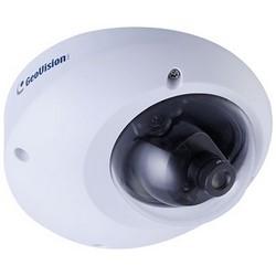 IP Camera, Dome, WDR, Day/Night, Indoor, H.264/MJPEG, 1920 x 1080 Resolution, F1.8 Fixed 3.8 MM Lens, 5 Volt DC 6 Watt, PoE