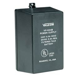Power Supply, Plug In, .6 Amp, 24 Volt