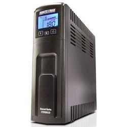 "UPS, 120 Volt AC Input/Output, 50/60 Hertz, 700 VA, 8-Outlet, 11.3"" Length x 3.4"" Width x 11"" Height, USB Port, Estimated Runtime, Lead Acid Battery, Line Interactive"