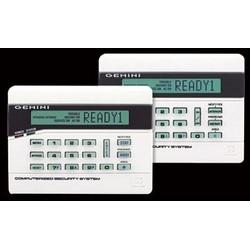 Digital Keypad, Backlit, Combination Alpha-Numeric/Symbol Display, Traditional Interior, Instant Key, EZ-Programming Mode, Soft White