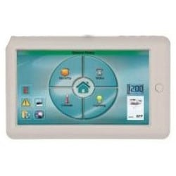 Hardwired Ibridge Touchscreen Tablet, For Permanent Mounting and For More Conventional Hardwire Installation