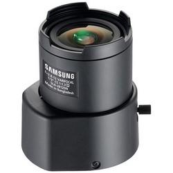"Security Camera Verifocal Lens, 1/3"" Sensor, 28 to 12 MM Focal Length, 0.8 to 0.32"" Back Focal Length, 1-1/8"" Width x 2.2"" Depth x 1.89"" Height, CS Mount"