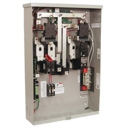 Transfer Switch, Automatic, Nema 3R, 1 Phase, 200 Amp, 240 VAC, Service Entrance Rated