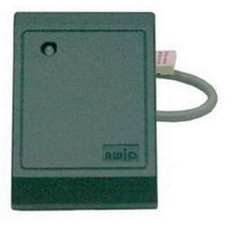 Sentinel-Prox Proximity Card Reader, Single Gang, 5 - 12 Volt DC, 50 - 80 mA, 6 - 8 Inch Read Range, 125 kHz
