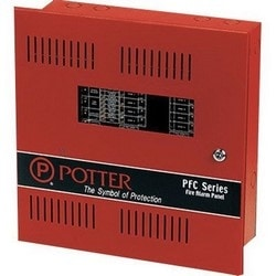 Fire Alarm Control Panel, 120/240 Volt AC, 2 Amp At 120 Volt, 1 Amp At 240 Volt