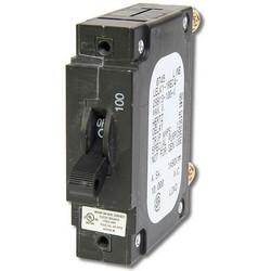 Circuit Breaker, 10A, MAG, TOG, 65VDC, Delay 52/14, Bullet Terminals