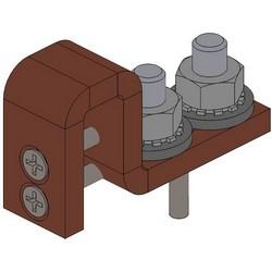 nrgSMART, Load Strap Kit, 1 Pole, 1/4-20, 5/8 Spacing