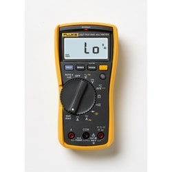 Fluke 117 Electrician's Digital Multimeter with Non-Contact Voltage Detection