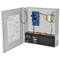 Access Control Power Supply Charger, Single PTC Class 2 Output, 12/24VDC @ 1.75A, FAI, 115VAC, BC300 Enclosure