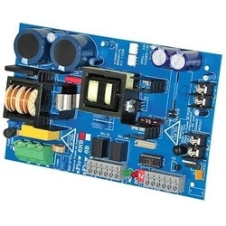 Power Supply Charger, Single Output, 12/24VDC @ 6A, Aux Output, FAI, LinQ2 Ready, 115VAC, Board