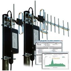Wireless Ethernet Bridge, 1.536 Mbps, 900 Megahertz Bandwidth, 9 to 48 Volt DC, 1.7 Watt