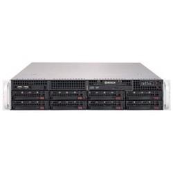 Appareil de gestion vidéo IP DIVAR 7000, 2U Rackmount 8 baies, Raid-5 0 to No HDD, disque dur remplaçable à chaud