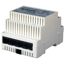 VIP System Network Switch, 2-Port (10/100 MB), 4-Port (10 MB), 66 MM Width x 85 MM Depth x 35 MM Height