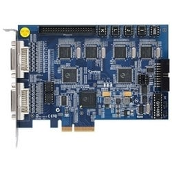"""Analog Coaxial Device Capture Card, 16 Video/Audio Channel, 200/240 FPS Recording, 400/480 FPS Display, 6.14"""" Width x 4.37"""" Height"""