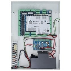 IP Control Panel Kit, 6-Input, 24-Relay Output, Includes Power Adapter Board, Power Supply and Casing