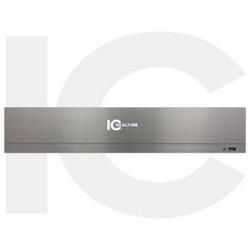 Digital Video Recorder, Rack Mount, 2U, 32-Channel, H.264E, 6 TB
