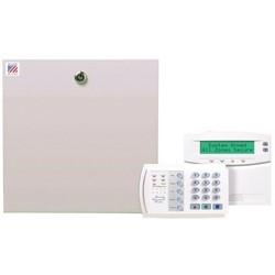 NX-4 panneau comprend le manuel du propriétaire et les Instructions d'Installation. Clavier et transformateur vendu séparément