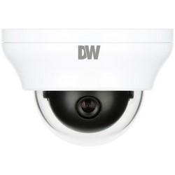 Network Camera, Mini Dome, IP, HD, Indoor, H.264/MJPEG, 1930 x 1088 Resolution, F2.0 Fixed Focal 4 MM Lens, 12 Volt DC 2 Watt, PoE