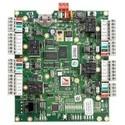 """Network Door Controller, 4-Door, 8-Reader, 12 Volt DC, 650 Milliampere, -40 to 140 Deg F, 10.625"""" Width x 3.06"""" Depth x 13.125"""" Height, Metal Enclosure, With Mercury Frame"""