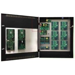"""Integrated Mercury Power System, 12 Ampere 12 Volt DC/6 Ampere 24 Volt DC, 150 Watt, 8 Auxiliary, 20"""" Width x 4.5"""" Depth x 24"""" Height"""