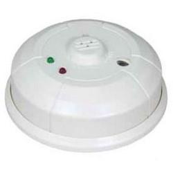 "Wireless Carbon Monoxide Alarm, Electrochemical, 3 Volt Battery, 7 Milliampere, 315 Megahertz, 5.3"" Diameter x 2"" Height"