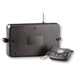 "LCD Keyfob Kit, 2-Way, Universal, AAA Alkaline Battery, 1000' RF, 2.5"" Width x 0.7"" Depth x 1.6"" Height"