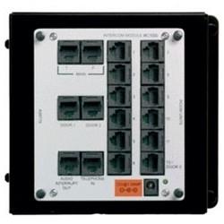 """Module interphone, RJ45, Cat 5 câble UTP, 4 paires, 24 AWG, 6,5"""" largeur x 5,9"""" hauteur"""