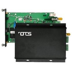 Contact Closure Receiver, Forward, 8-Channel, 1-Way, 2-Slot, 5-Pin Screw Terminal, Multimode 62.5/125 Micrometer, 23 dB, 1310 Nanometer, 32 Volt AC/DC, 100 Milliampere
