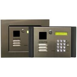 Téléphone système d'entrée, navigateur Web, bouton clavier rétro-éclairé, montage en Surface, 12 Volt AC/DC, 1150 milliampère, événement 600, 10-fuseau, capteur de 2 portes, 100-locataire