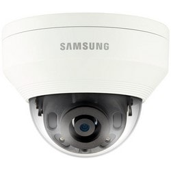 4 MP Outdoor Vandal Dome IP Camera, Triple Codec H.265/H.264/MJPEG, Wisestream, 3.6 mm Lens, IR, IP66, IK10, PoE/12 V DC, 120dB True WDR, Defocus Detection, Hallway View, One-way Audio and SD Card Slot (SD/SDHC/SDXC Up to 128GB)