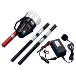 Trousse de test pour détecteur de chaleur, comprend 2 batterie bâton, chargeur
