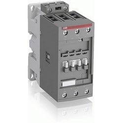 3 Pole, 80 Amp Across the line Contactor with 100-250V AC/DC Coil, No Auxiliary Contacts