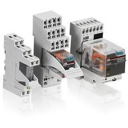 Interface relais sans LED 2 c/o Contacts 250V/10 a 110 V AC bobine